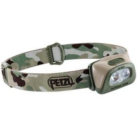 Petzl Tactikka + RGB Headlamp Camouflage